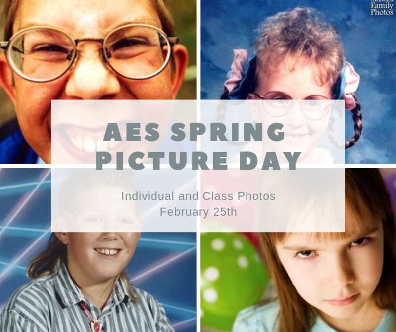 Spring Picture Day Featured Photo