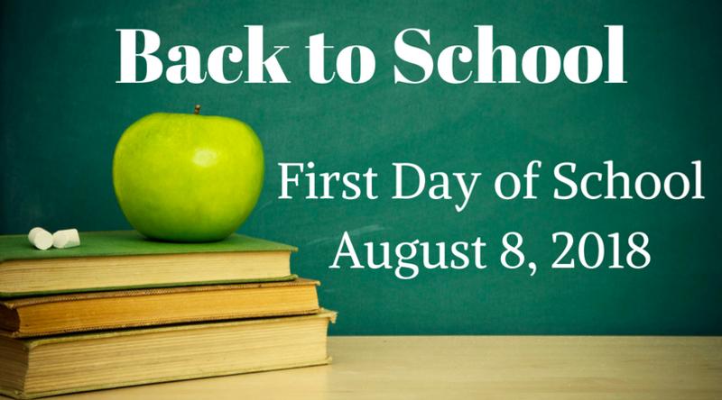 chalkboard, books and apple
