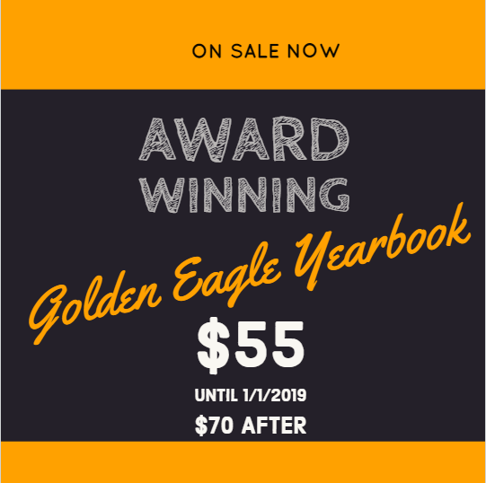 2019 Golden Eagle Yearbook Thumbnail Image