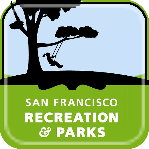 logo for SF park and rec
