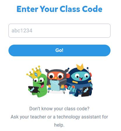 Epic! Class Code