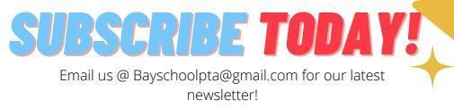 PTA newsletter subscribe logo