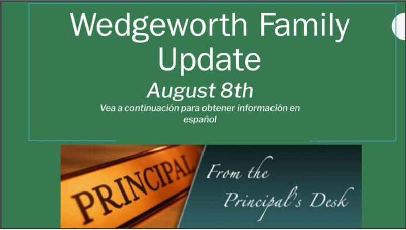 WW Family Update
