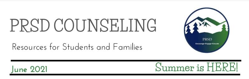 June Counseling Newsletter