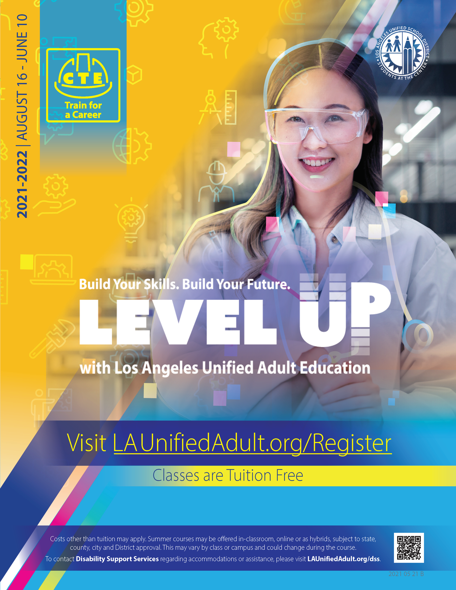 Career Technical Education Flyer - General - Cover 05