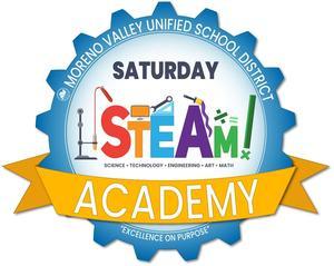 MVUSD STEAM Academy Logo