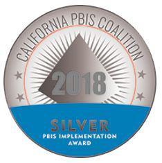 Silver PBIS Award