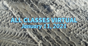 All Classes Virtual 1-11-21