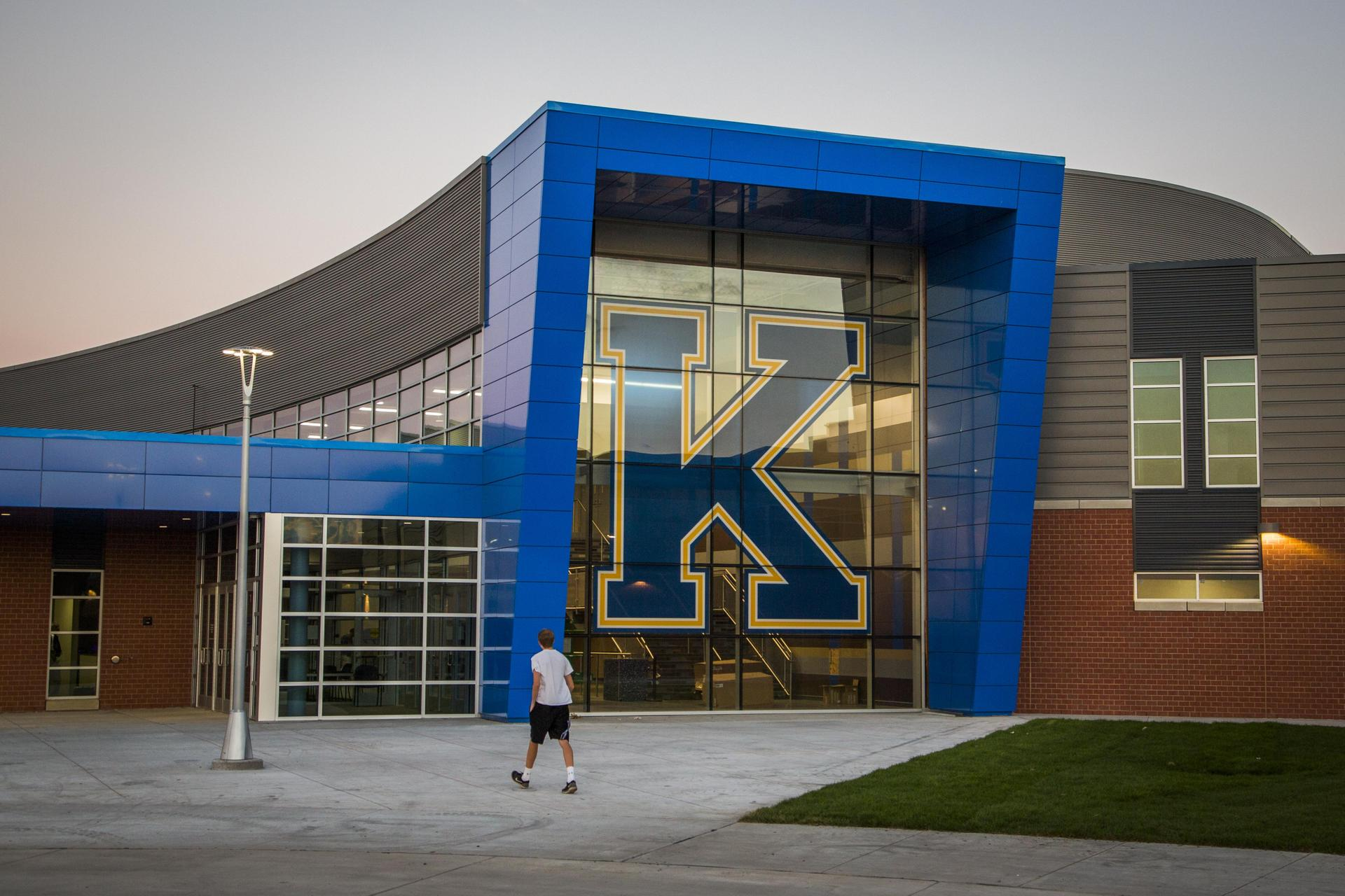 KEARNEY HIGH SCHOOL