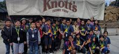 Knott's Berry Farm Outing