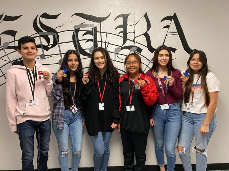 Orchestra UIL Solo & Ensemble Contest Featured Photo