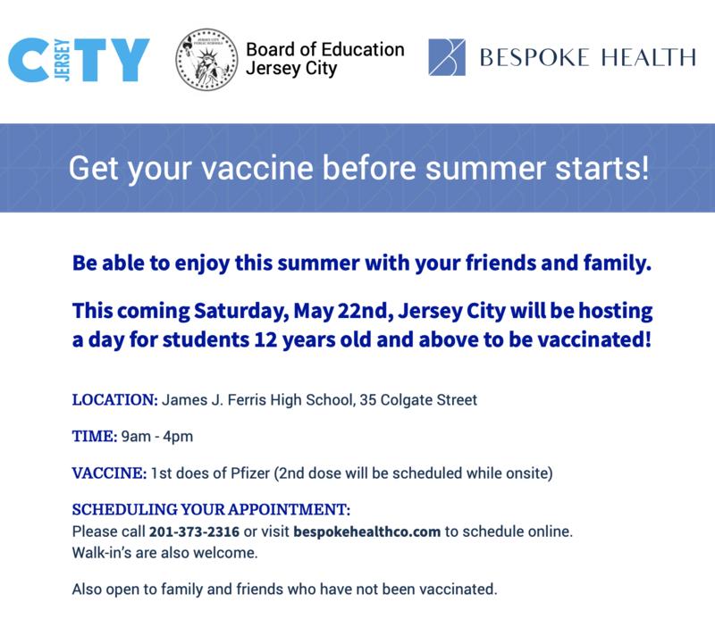 vaccine ferris