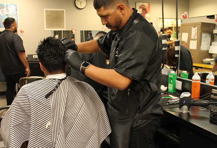 Barbering (Haircuts, Shaves and more)