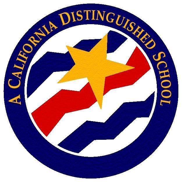 CA Distinguished School Logo