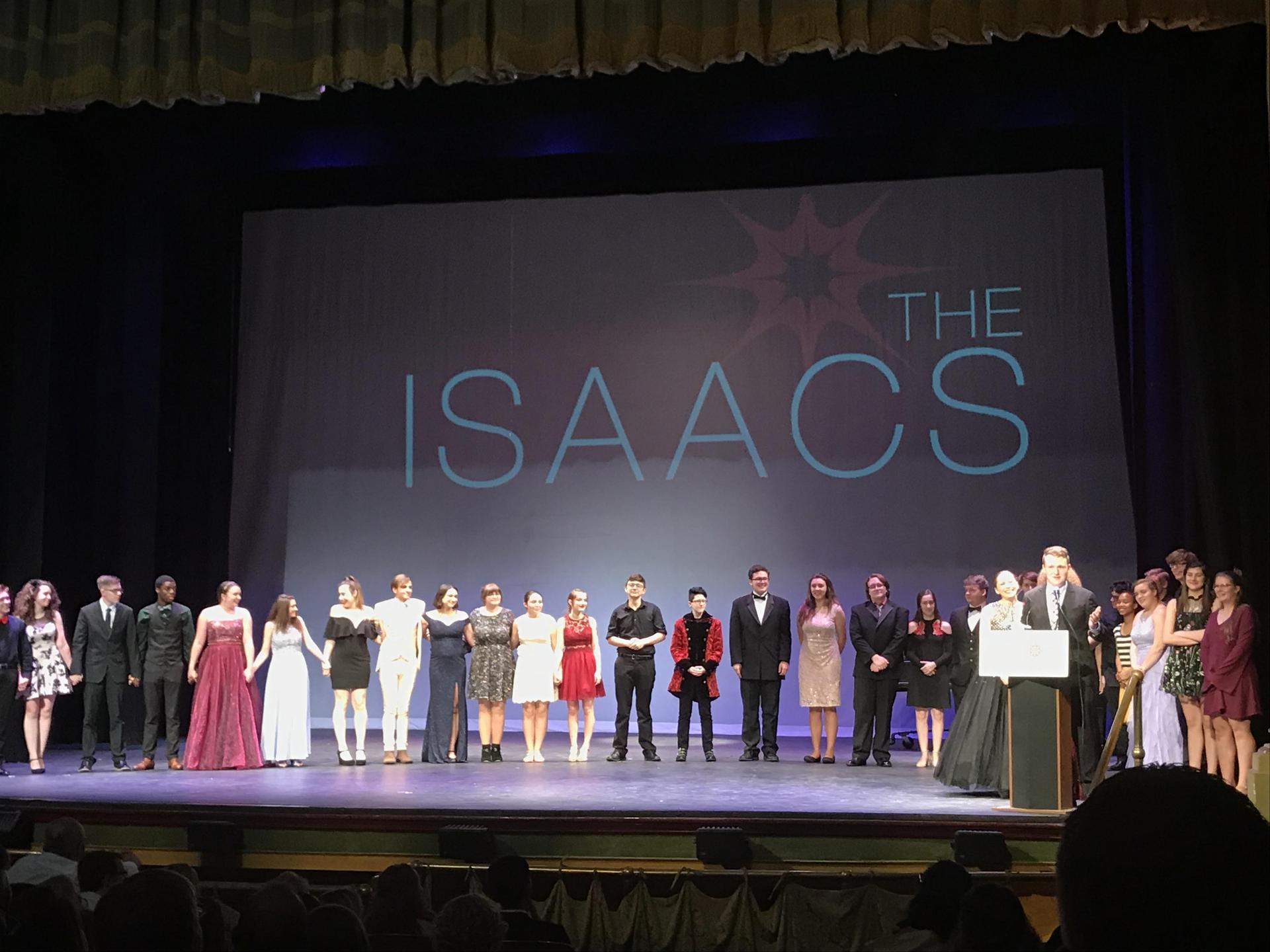 Isaacs 15