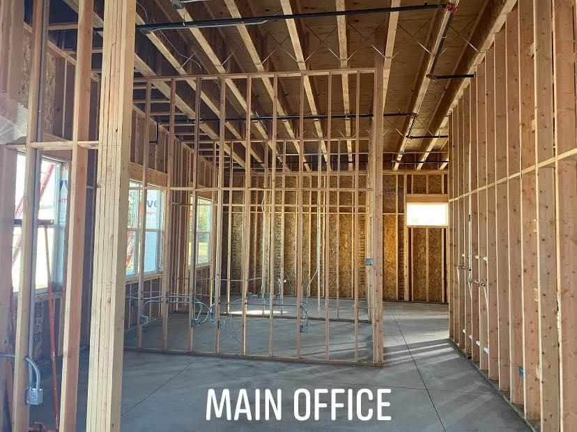 Expansion Main Office