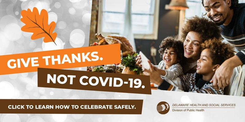 Celebrate Thanksgiving Safely Featured Photo