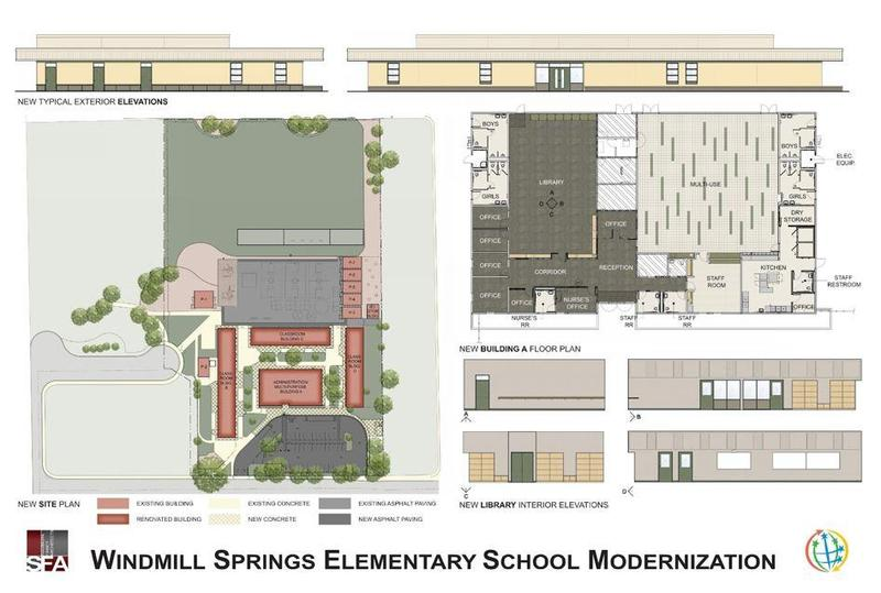 Join us for Windmill Springs School's Grand Opening Ceremony Thumbnail Image
