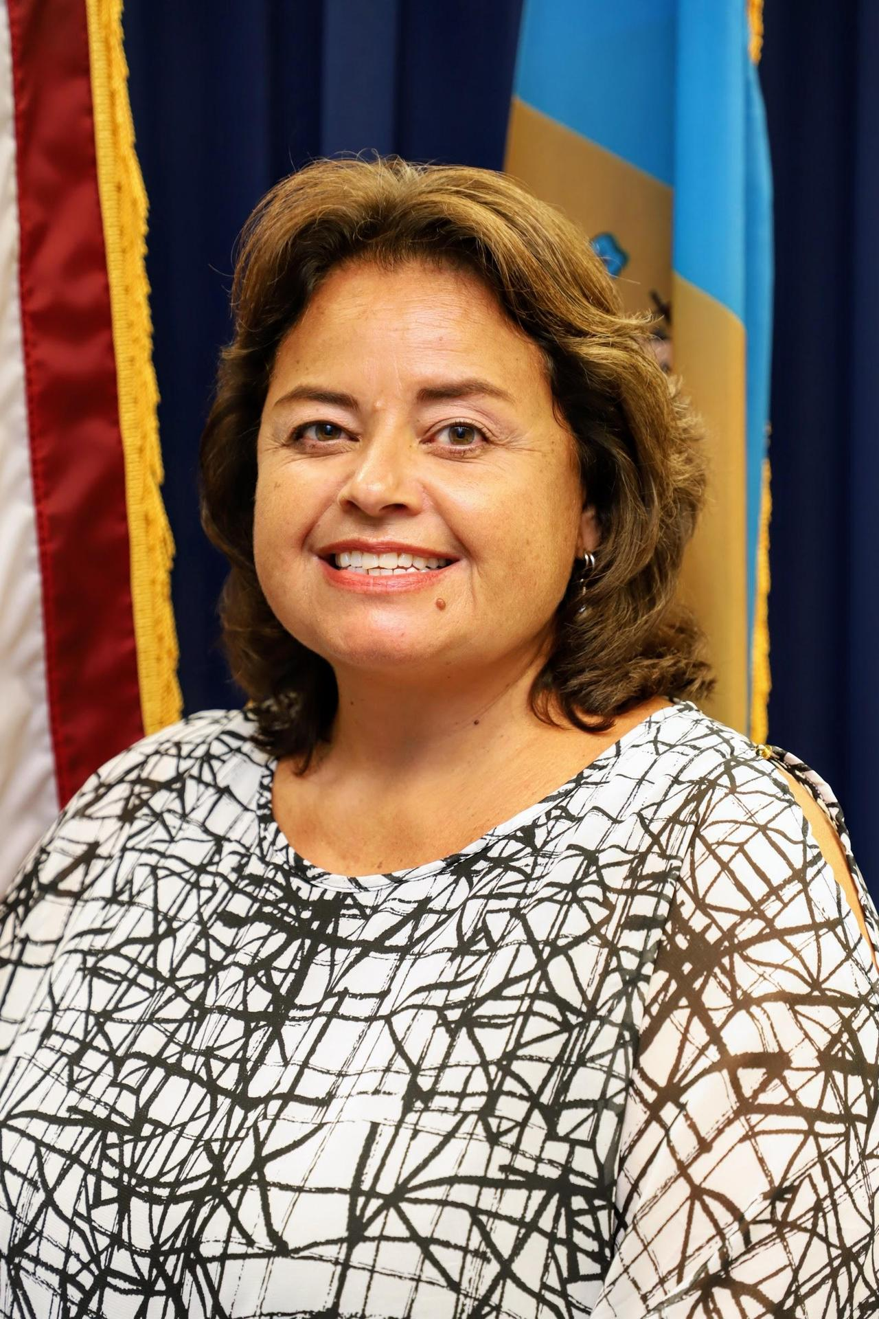 Yvette Santiago, MS – Board President