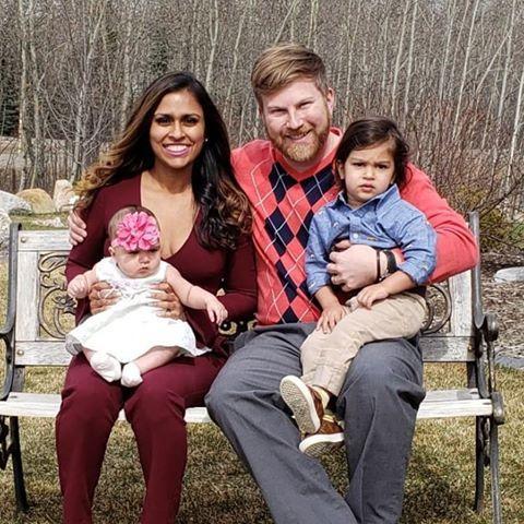 Dr Kumar family