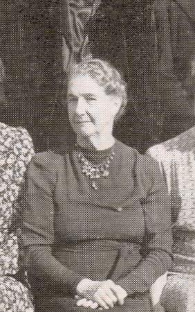 Mrs. Mattie Branthwaite