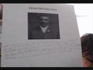 George Washington Carver paper