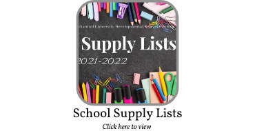 2021-2022 School Supply Lists Graphic