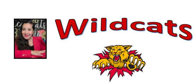 Wildcat Clipart and Picture of the Mrs. Dominguez-Landivar
