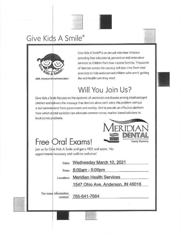 Free Dental Exam Thumbnail Image