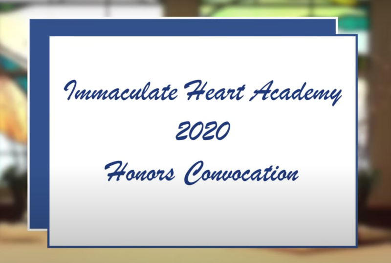 2020 Honors Convocation Thumbnail Image