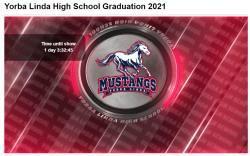 YLHS graduation live stream logo
