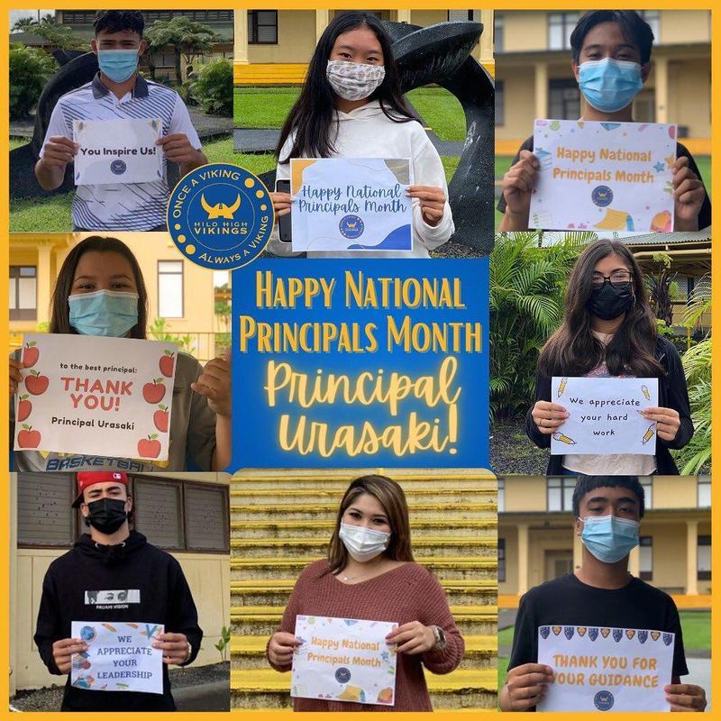 Mahalo Principal Urasaki! #ThankaPrincipal Featured Photo
