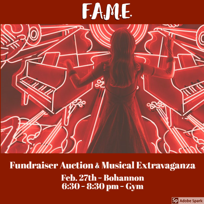 F.A.M.E. Fundraising Auction & Musical Extravaganza Featured Photo