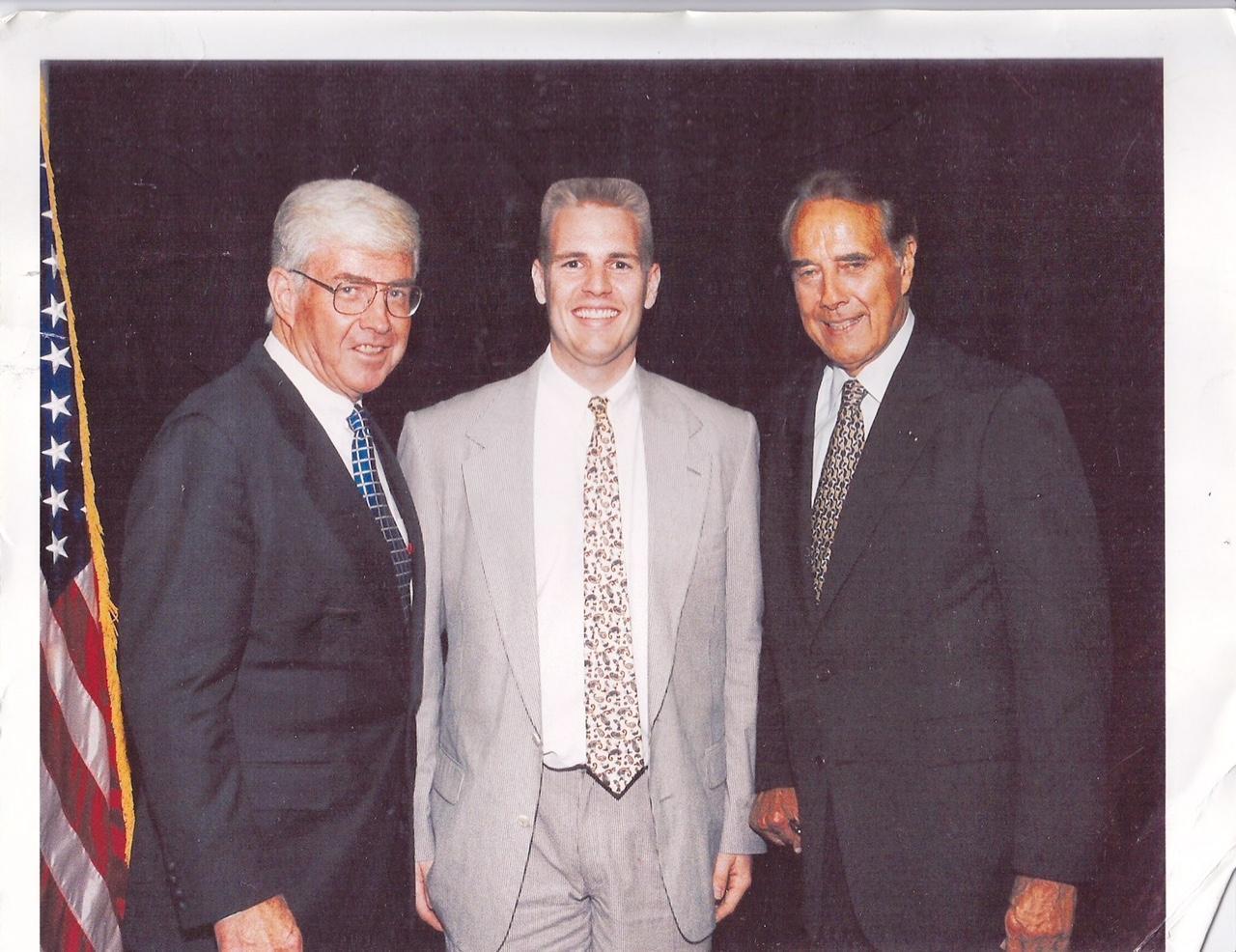 Kemp, Nixon, Dole