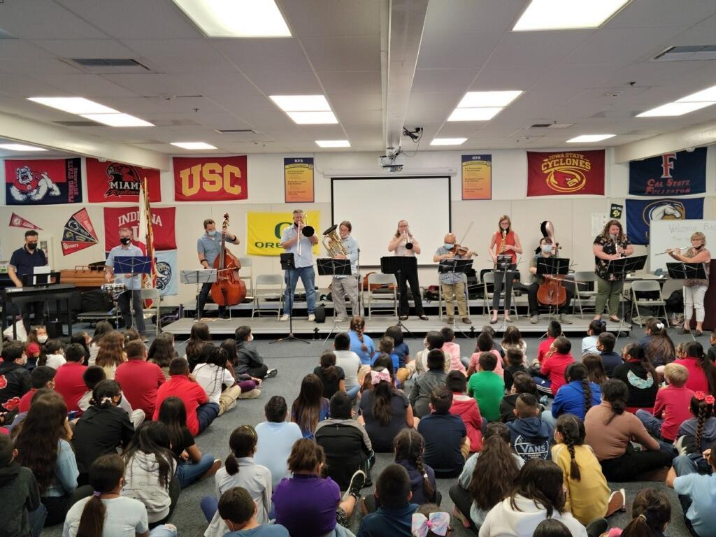 Music Assembly 4