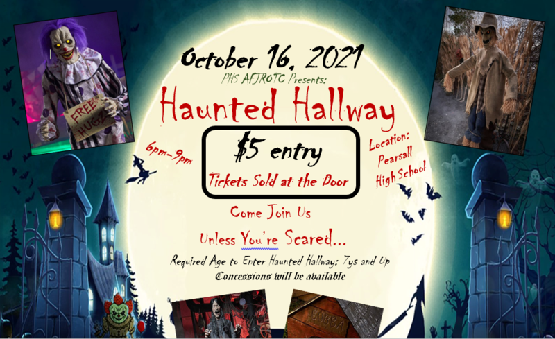 AFJROTC Haunted Hallway Thumbnail Image