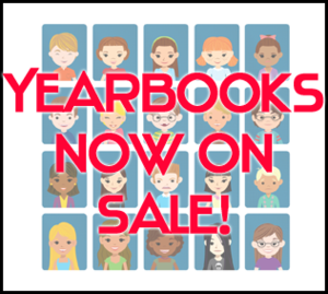 Yearbook on sale now clip art