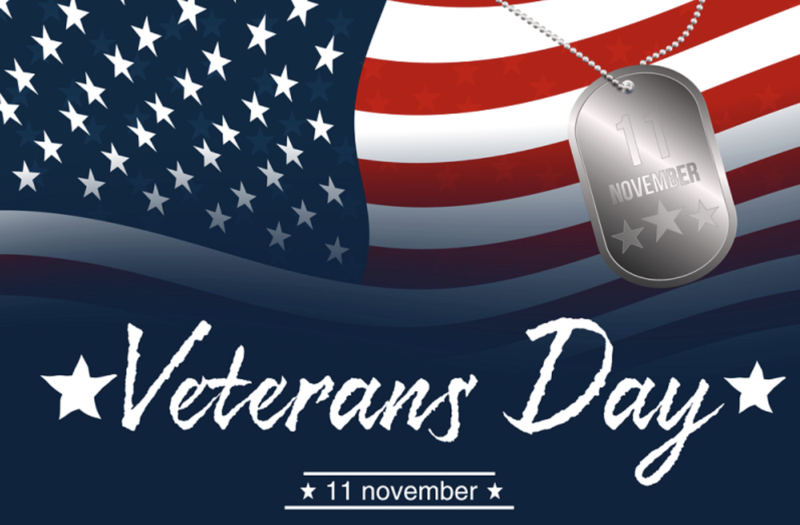 Veterans Day Featured Photo