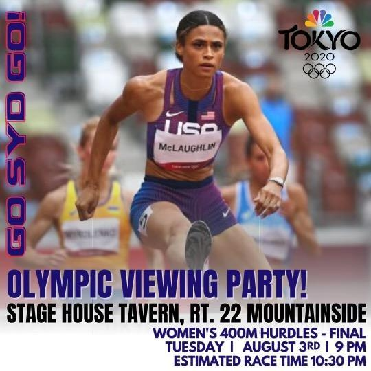 UC Graduate Sydney McLaughlin Will Race For Gold Medal at the Olympics in Tokyo on Tuesday Thumbnail Image