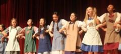 JMS Drama Department's production of Annie!