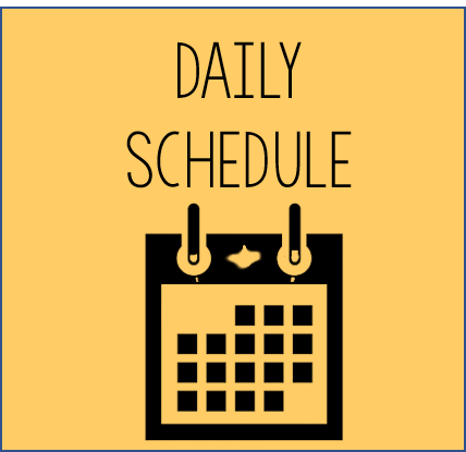 Daily Schedule Link