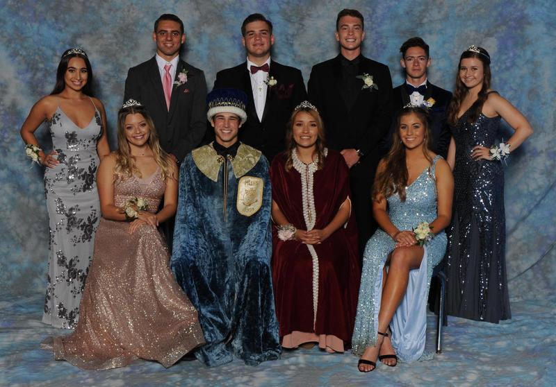 2018 Homecoming King and Queen Crowned Featured Photo