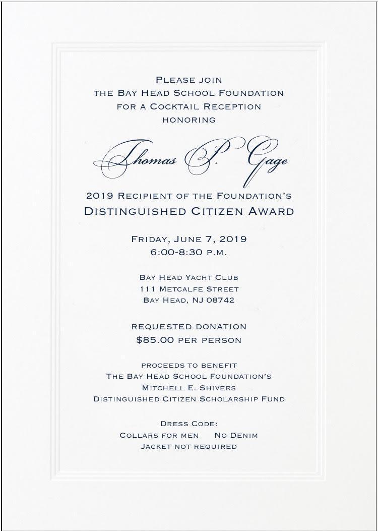Citizen's Award