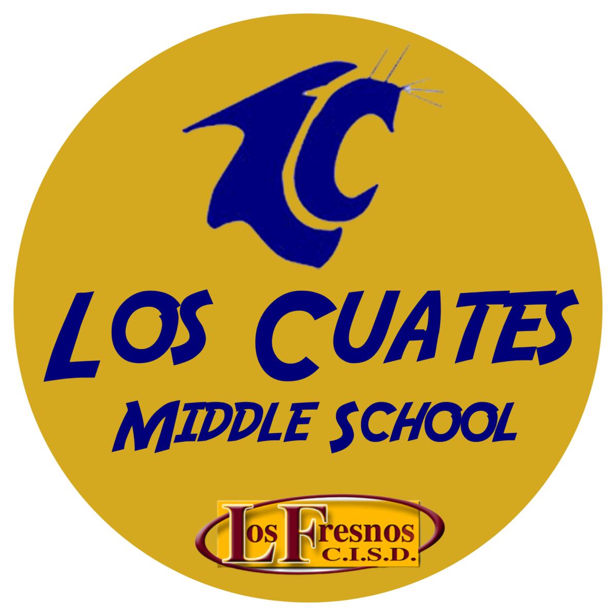 Los Cuates MS logo