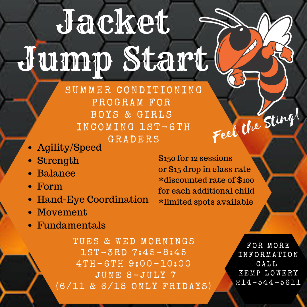 Jacket Jumps Start