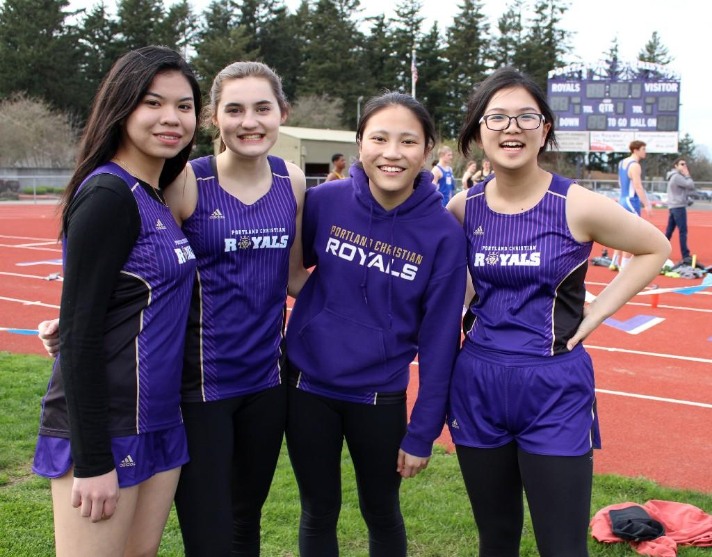 PCS Track & Field meet March 24, 2017