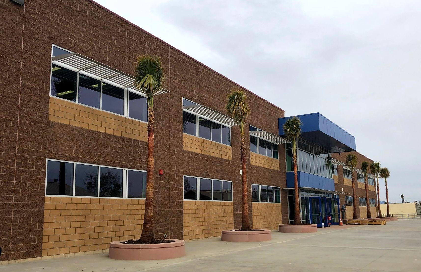 Moreno Valley HS