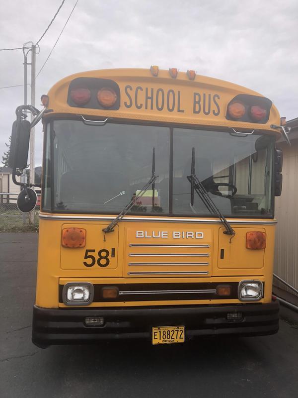 School Bus 58