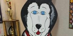 TLR mascot