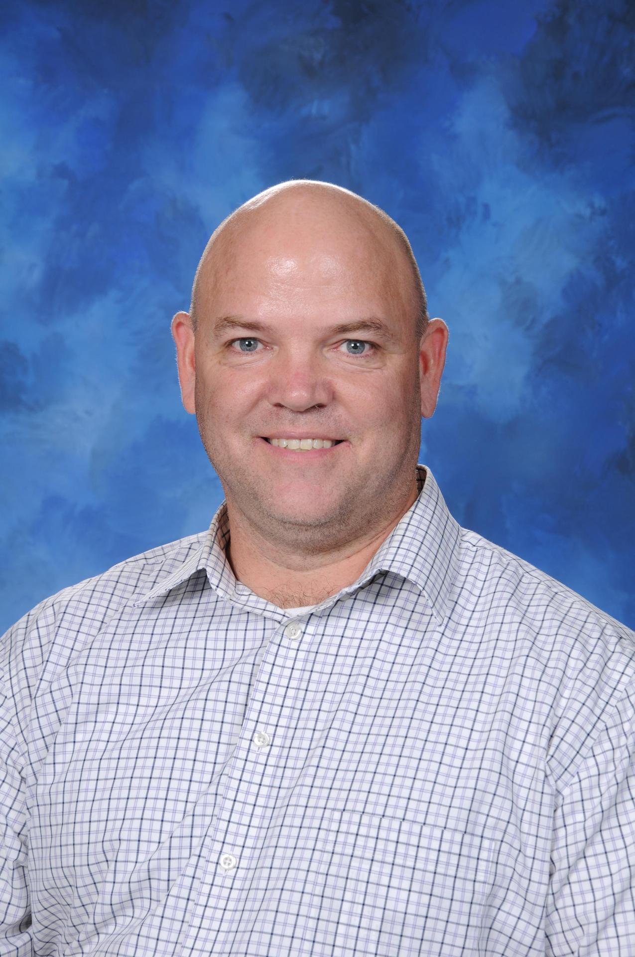 Assistant Principal Cody Swafford